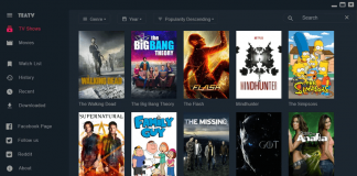TeaTV APK Download For Android Firestick