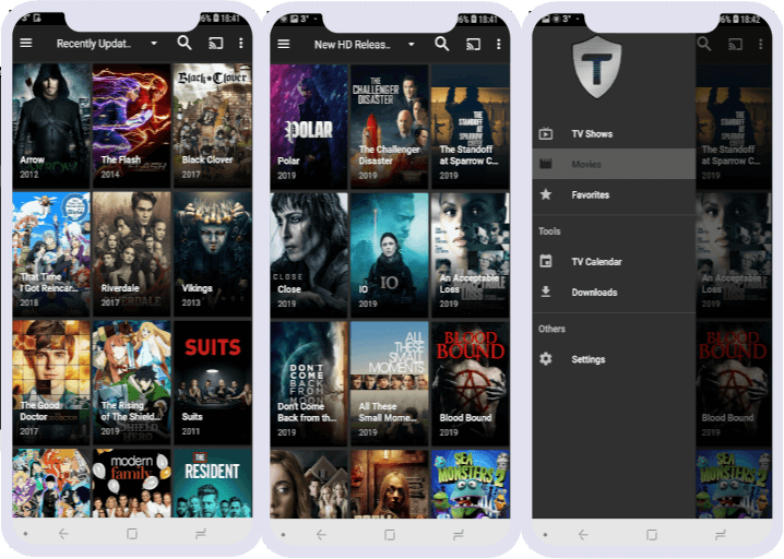 Titanium TV APK 2 0 19 Download - Free Movies App for Android/Firestick