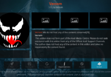 How to Install Venom Kodi Addon