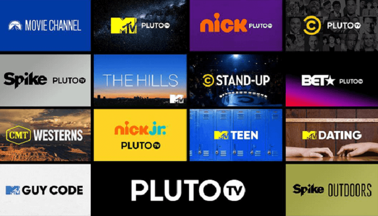 Pluto TV For Live Sports Sites