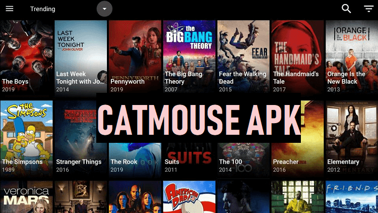 Catmouse APK Download For Firestick & Android