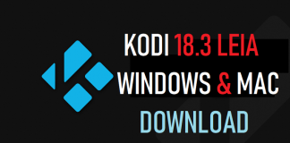 Kodi For Windows & Mac Download
