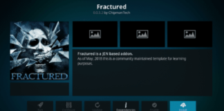 How to Install Fractured Kodi Addon