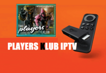 Players Klub IPTV For Firestick