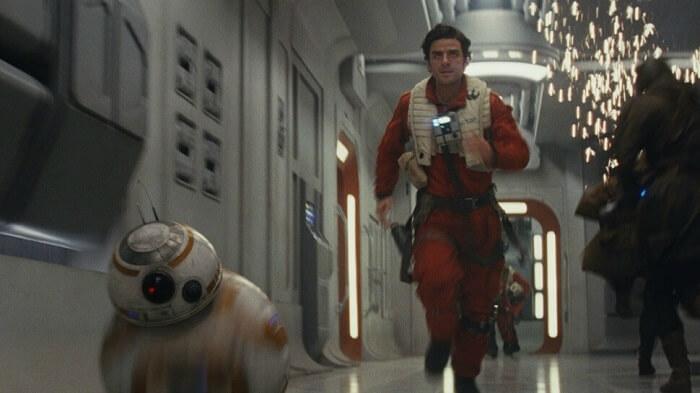 Star Wars (The Last Jedi)