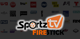 How to Install Sportz TV IPTV on Firestick