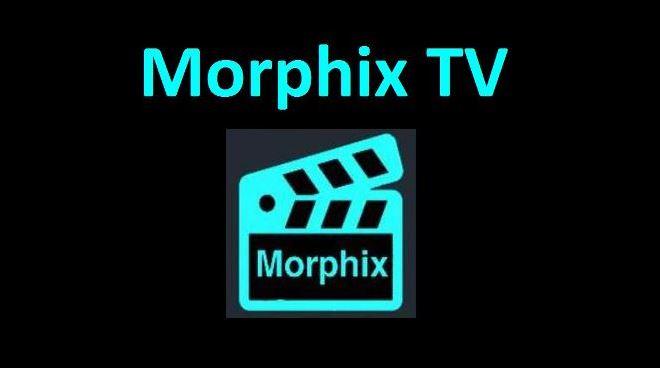 Morphix TV Logo